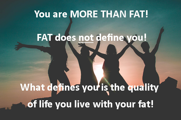 More Than Fat Quote